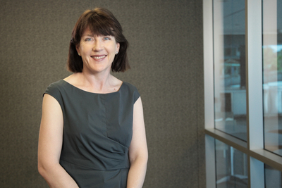 New CFO of George Weston Foods, Lorna Raine.