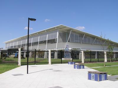 The Oasis Regional Aquatic Centre in Wagga Wagga.