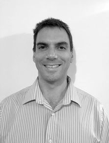 Gino Perez, Hayward's new District Sales Manager for Western Australia.
