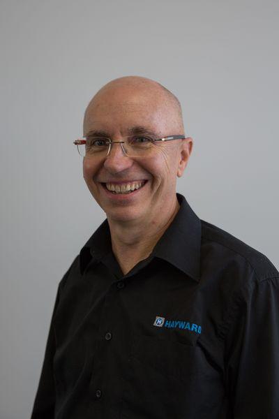 Tony Sharpe, Managing Director, Hayward Australia.