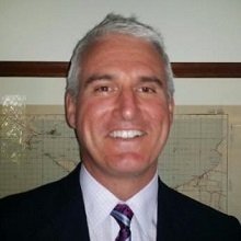 Head-and-shoulders portrait image of Roger Rooney