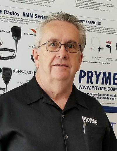 Portrait image of Dave George