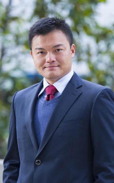 Portrait image of Lennon Chang