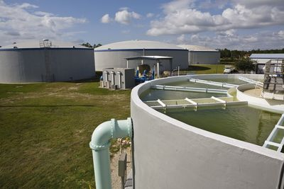 The trend for sewage plants to add biomethane upgrading technology is increasing.