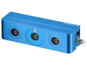 An Ensenso 3D camera from IDS.