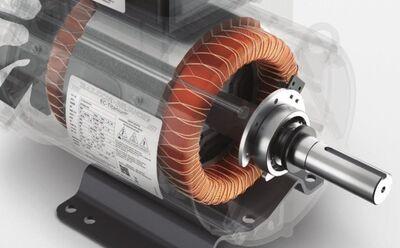 EC Titanium integrated motor drive